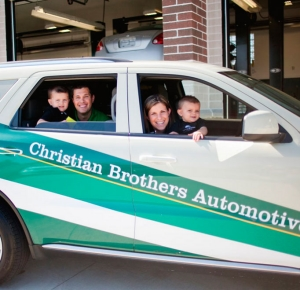 Christian Brothers Automotive Franchise Family